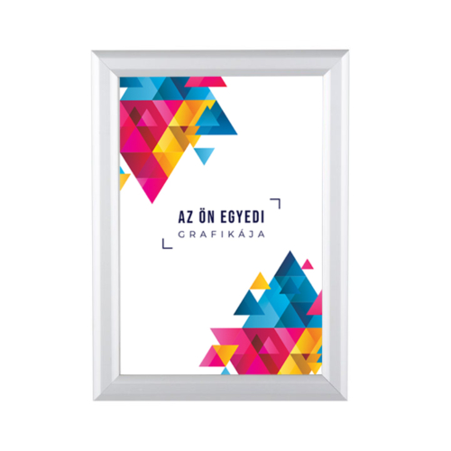 Ablakra rögzíthető keret - A1