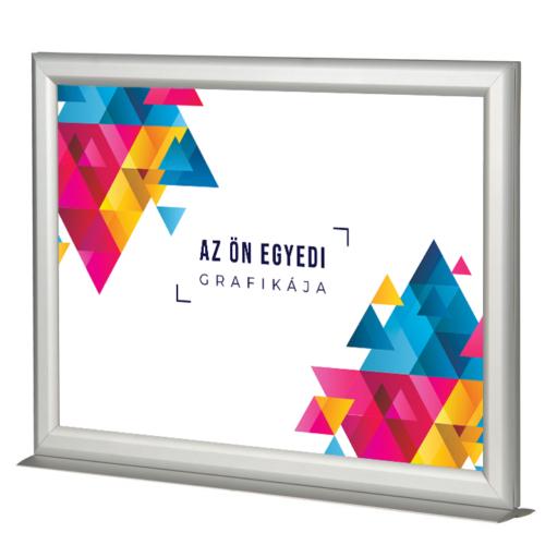 Ragasztható kétoldalas plakátkeret - A3