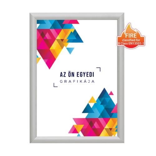 Tűzálló plakátkeret - A1