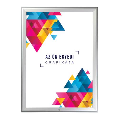 Zárható plakátkeret - A1