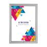 Kép 1/5 - Zárható ablakra rögzíthető plakátkeret - A1