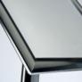 Kép 3/4 - Prémium várakoztatótábla - A4 - fekete